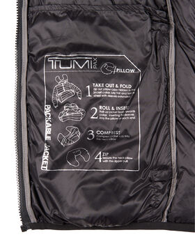 Patrol Packable Travel Puffer Jacket TUMIPAX Outerwear