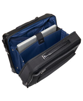 Porte-documents à roulettes McAllen avec pochette pour ordinateur portable Arrivé