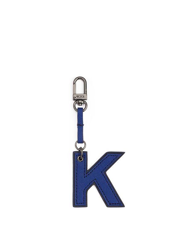 Tumi Womens Accents Pendentif en forme de lettre - K