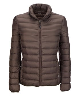 Women's - Clairmont Packable Travel Puffer Jacket M TUMIPAX Outerwear