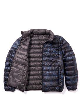 Preston Omkeerbaar en inpakbaar reisdonsjack TUMIPAX Outerwear