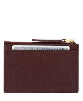 Porte-cartes zippé Belden