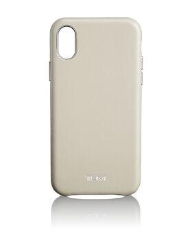 Étui en cuir pour célébration de l'iPhone X Mobile Accessory