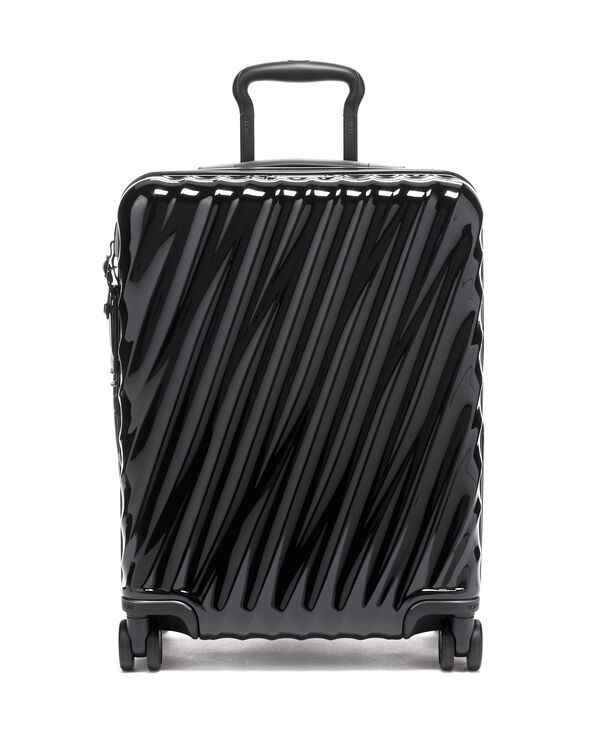 19 Degree Uitbreidbare handbagagekoffer met 4 wielen (continentaal)