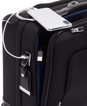 Porte-documents compact à 4 roues Arrivé