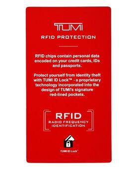 TUMI ID Lock™ Porte-cartes mince Monaco