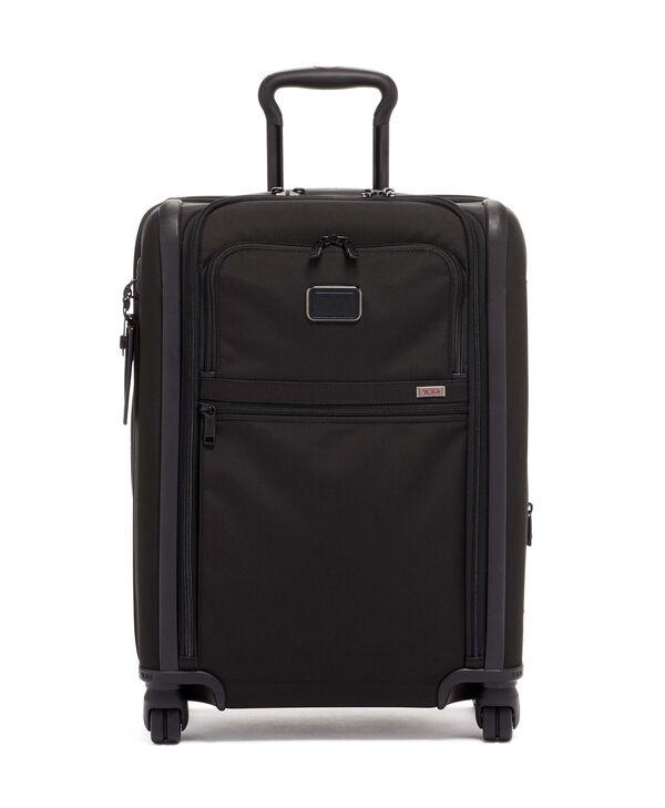 Alpha 3 Continental Handbagage Koffer Met 4 Wielen (2 Kanten Toegankelijk)