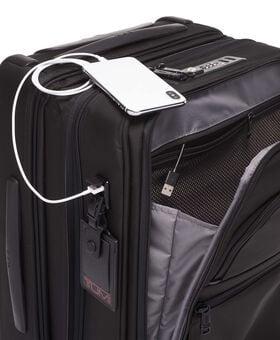 Bagage extensible à 2 roues pour voyage à l'international Alpha 3