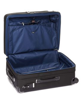 Valise à 4 roues et double accès pour court voyage Arrivé