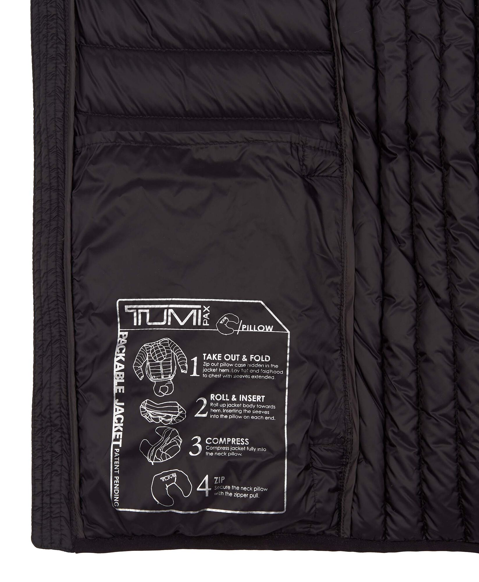 cce598bd8 Veste à capuche Crossover PAX Tumi PAX Outerwear