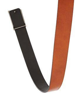 Ceinture réversible en cuir avec boucle en T Belts