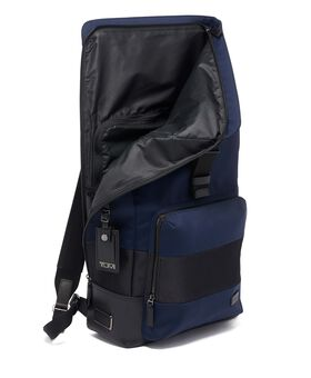 Oak Roll Top Backpack Harrison