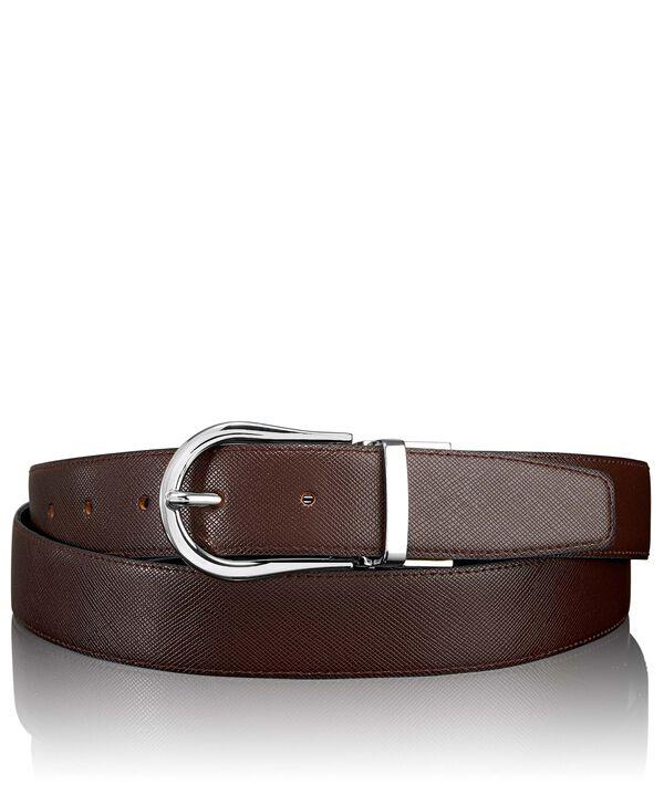 Belts Saffiano Broekriem Mt44