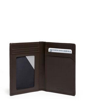 Porte-cartes avec fenêtres Alpha
