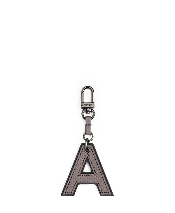 Tumi Womens Accents Letter Charm - A