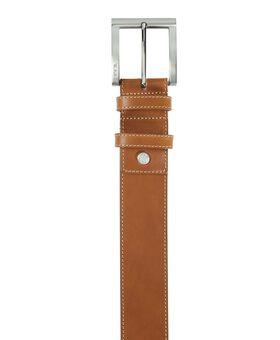 """Double Keeper Leather Belt 42"""" Belts"""